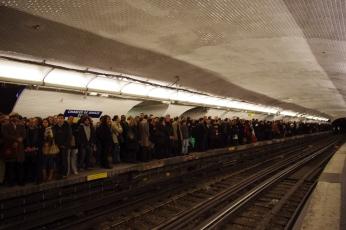 """Paris, 4 février 2010, 9:18 (extrait du """"Téméraire"""" du """"Roman inachevé"""" d'Aragon)"""