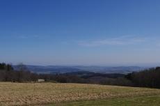 Bibracte (Mont Beuvray), Saône-et-Loire, 28 mars 2012, 12:11