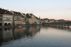 Lucerne, Suisse, 21 décembre 2014, 16:38