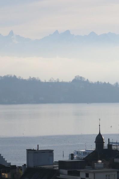 Lucerne, Suisse, 22 décembre 2014, 10:31