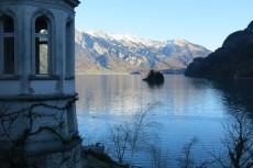 Lucerne, Suisse, 23 décembre 2014, 11:07