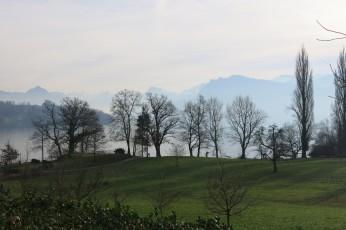 Lucerne, Suisse, 24 décembre 2014, 11:36
