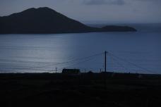 County Kerry, Irlande, 15 novembre 2014, 16:55