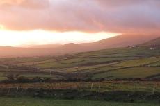 Péninsule de Dingle, County Kerry, 16 novembre 2014, 16:30
